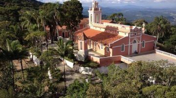 Santuário Nossa Senhora do Bom Socorro (525 metros acima do nível do mar). Acesso totalmente asfaltado.