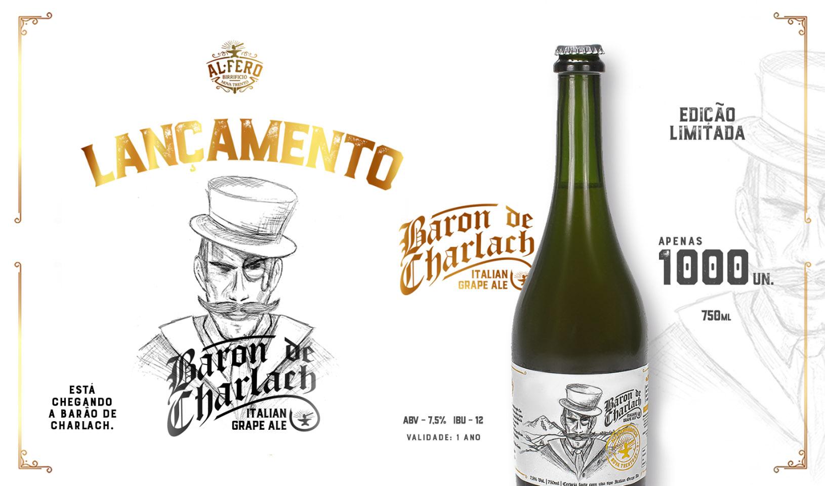 Nova cerveja da Al Fero homenageia Nova Trento | O Trentino
